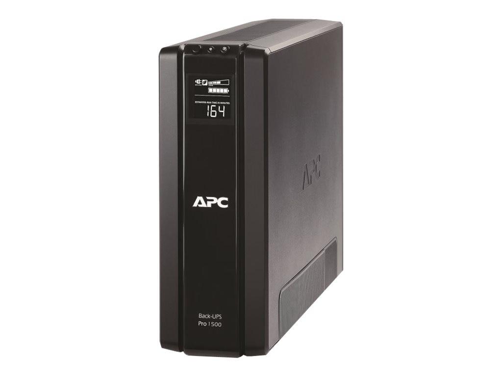 APC Power-Saving Back-UPS Pro 1500VA 865W 5-15P Input