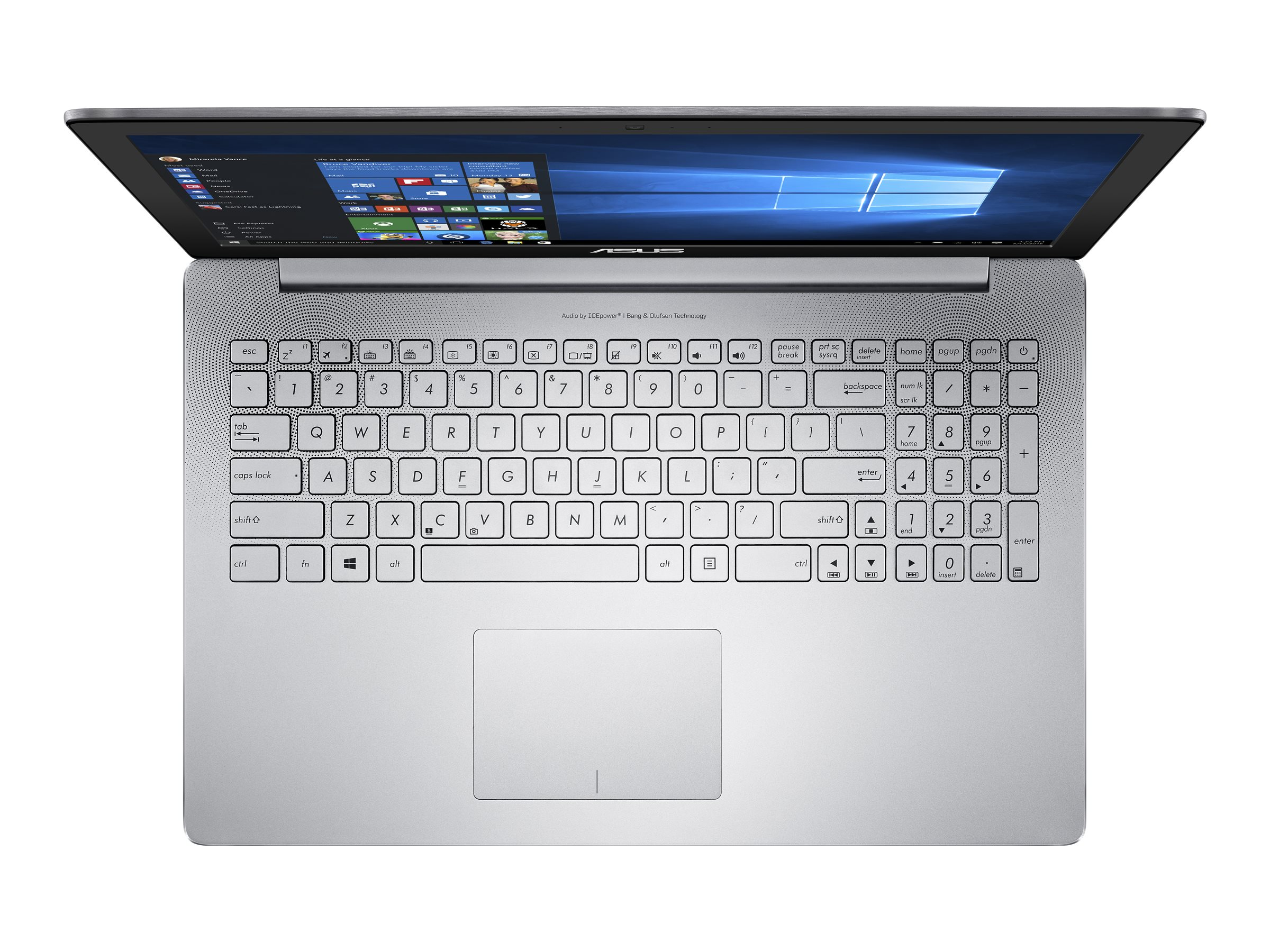 Asus Zenbook Pro Core i7 2.6GHz 16GB 512GB SSD 960M 15.6 4K MT W10H64, UX501VW-DS71T