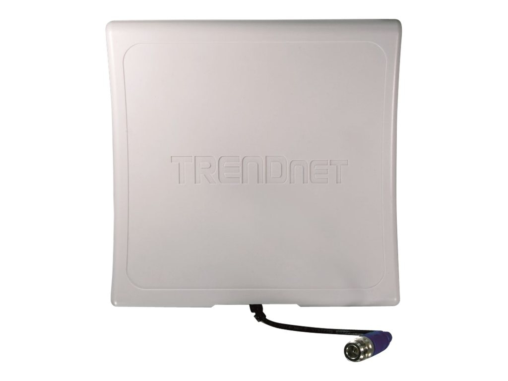 TRENDnet 14dBi Outdoor High Gain Directional Antenna, TEW-AO14D, 8640133, Wireless Antennas & Extenders