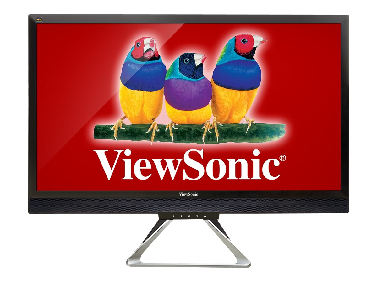 ViewSonic 28 VX2880ML 4K Ultra HD LED-LCD Display, Black, VX2880ML, 17524484, Monitors - LED-LCD