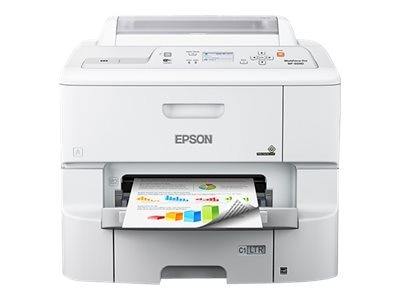 Epson WorkForce Pro WF-6090 Printer w  PCL PostScript, C11CD47201