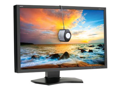 NEC 24 P242W LED-LCD Monitor with SpectraView II, P242W-BK-SV