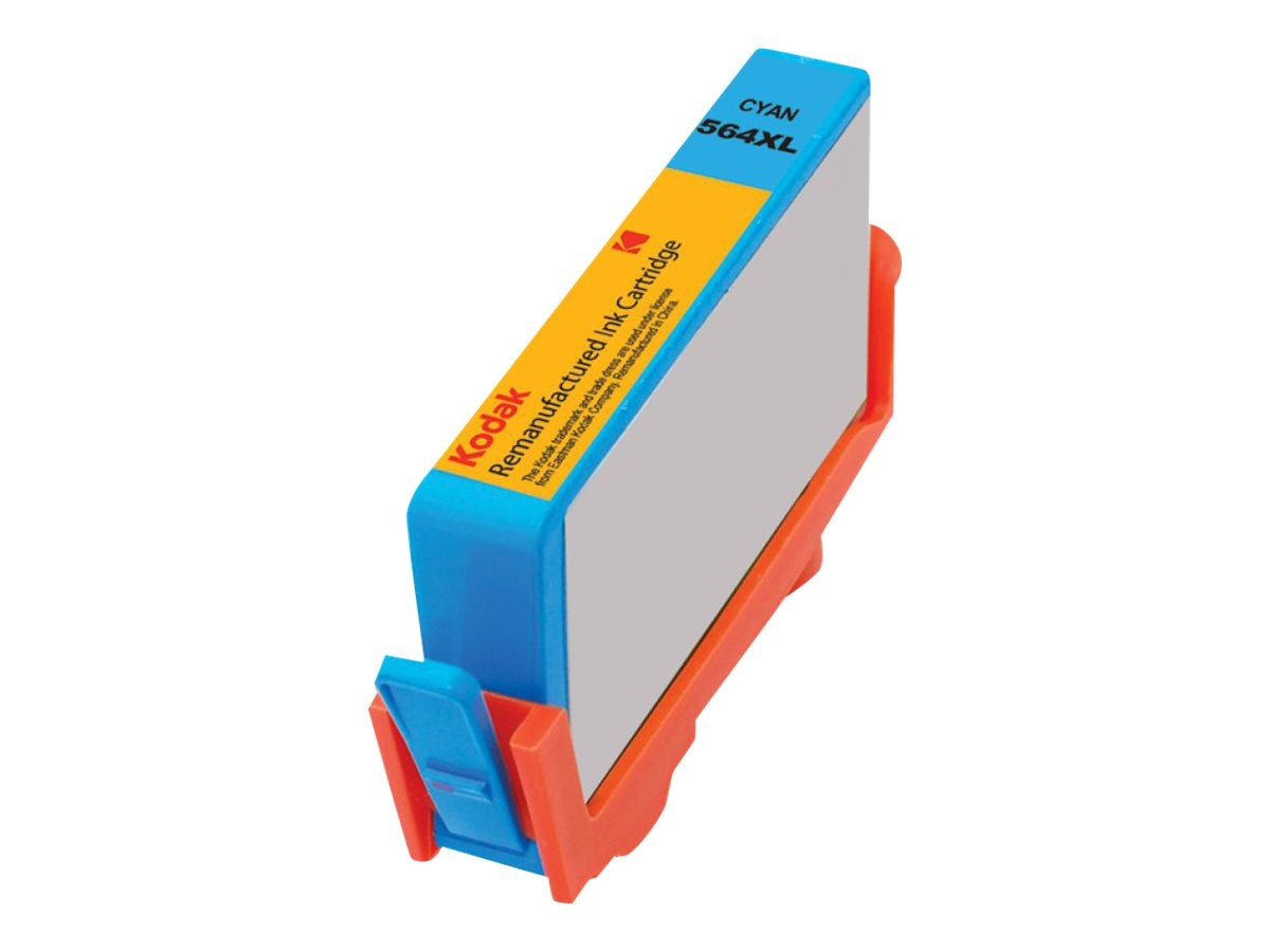 Kodak CN685WN Cyan Ink Cartridge for HP, CN685WN-KD, 31286494, Ink Cartridges & Ink Refill Kits