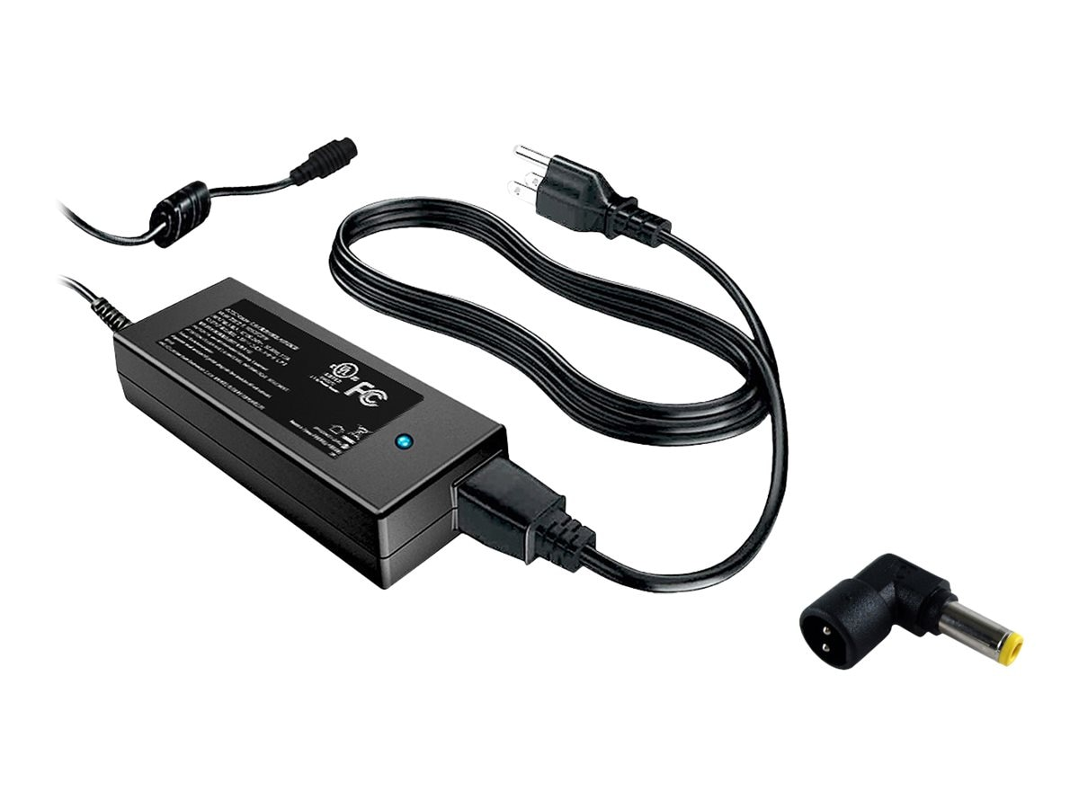 BTI AC Adapter Toshiba Satellite A70, A75 Notebooks, 19V, 120W, PS-TS-A70/75, 7565848, AC Power Adapters (external)