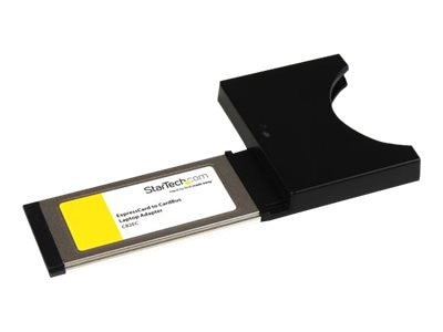 StarTech.com ExpressCard to CardBus Laptop Adapter PC Card, CB2EC, 8185097, PC Card/Flash Memory Readers