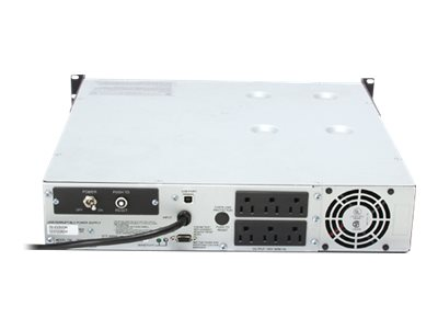 APC Smart-UPS 1500VA UPS 2U Rackmount Shipboard Compatible TAA Compliant, SUA1500R2X93, 454109, Battery Backup/UPS
