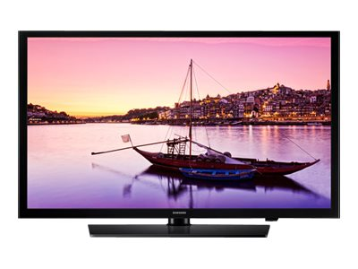 Samsung 43 HE590 Full HD LED-LCD Smart TV, Black, HG43NE590SFXZA