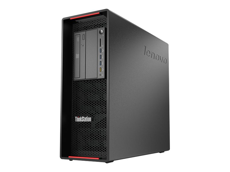 Lenovo TopSeller ThinkStation P510 3.6GHz Xeon Windows 10 Pro 64-bit Edition, 30B50034US