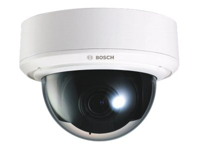Bosch Security Systems Outdoor IR True Day Night Dome Camera, 2.8-10.5mm Lens