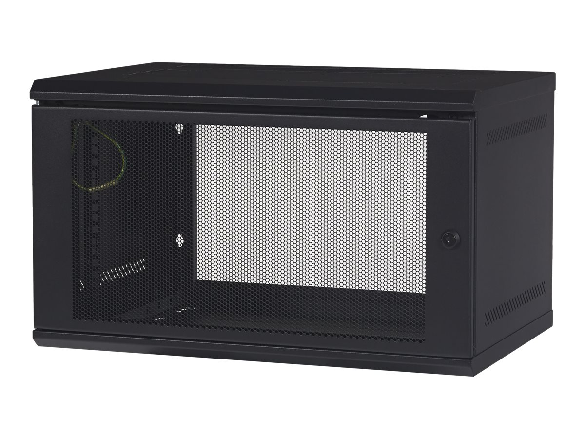 APC NetShelter WX Wall Mount Cabinet, 6U x 19w x 15.75d Rack Dimensions, Instant Rebate - Save $20