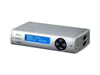 CRU ToughTech Duo 3SR USB 3.0 SATA 2.5 RAID 0 1 Enclosure, 36020-3010-0100, 14286556, Hard Drive Enclosures - Multiple