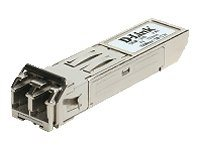 D-Link 100BASE-FX Multimode LC SFP Transceiver, DEM-211, 7384051, Network Transceivers