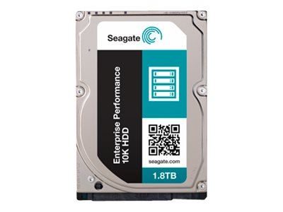 Seagate 1.8TB Enterprise Performance 10K SAS 12Gb s 512 Emulation 2.5 Internal Hard Drive - TurboBoost