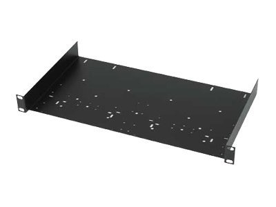 Chief Manufacturing Universal Rack Shelf 1 Space, UNS-1, 13480111, Rack Mount Accessories