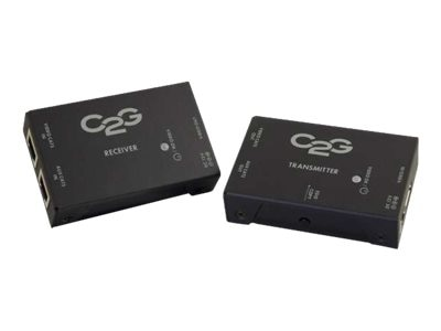 C2G Short Range HDMI over Cat5 Extender Kit with Auto Equalization, 29298, 17570288, Video Extenders & Splitters