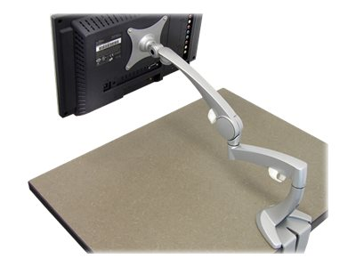 Ergotron Neo Flex Arm LCD Arm with Desk and Grommet Mounts, 45-174-300