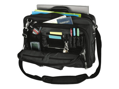 Kensington Contour Roller Notebook Case with Telescoping Handle, 62348