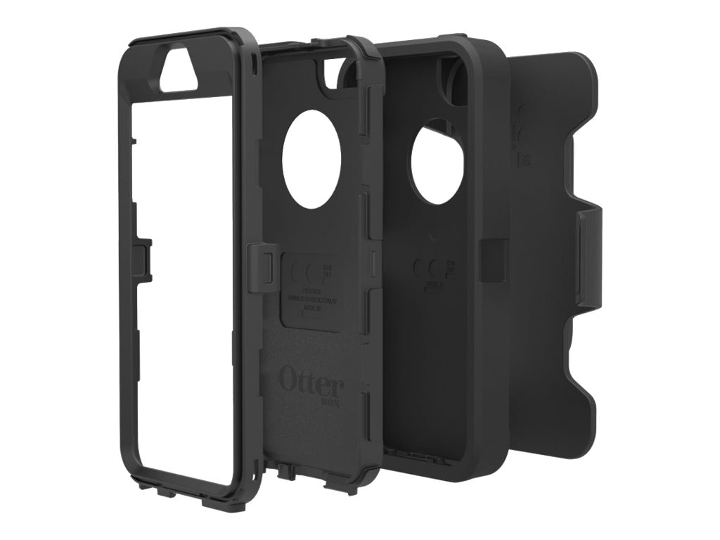 OtterBox Defender for iPhone 5S & 5, Black