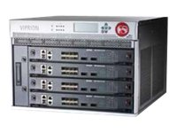 F5 Networking VPR Carrier Grade NAT C4480 4-Slot Chassis DC Power NEBS