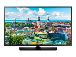 Samsung 43 477 Series Full HD LED-LCD Hospitality TV, Black, HG43ND477SFXZA, 30650223, Televisions - Commercial