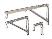 Da-Lite Mounting Brackets Model No.11, 2-Pack