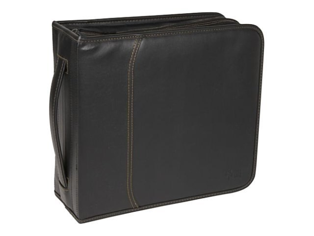 Case Logic CD Wallet; 320 Disc Capacity, Black Koskin