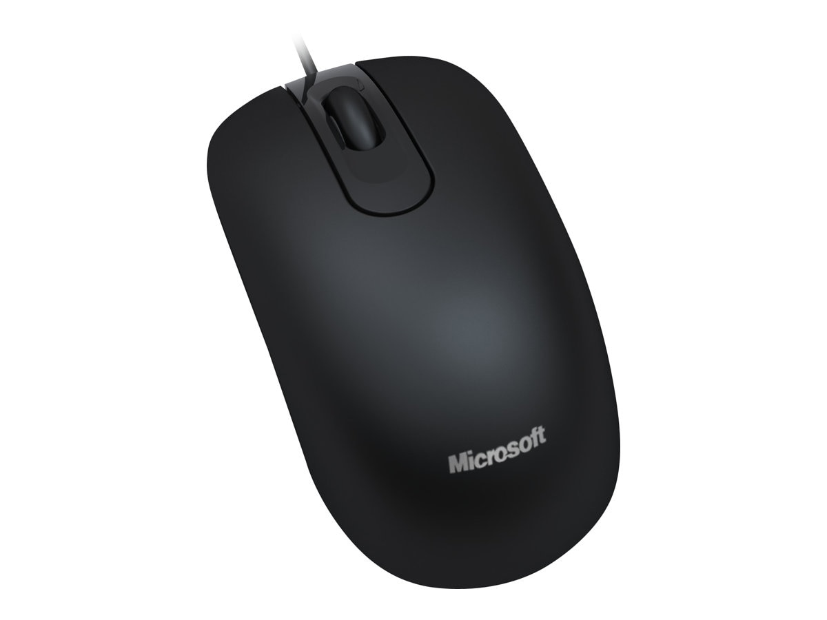 Microsoft Optical Mouse 200 Business USB, Black, 35H-00006, 12874872, Mice & Cursor Control Devices