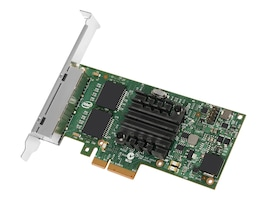 Intel Ethernet Server Adapter I350-T4V2, I350T4V2, 17609921, Network Adapters & NICs