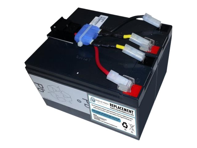 Ereplacements Battery for APC RBC48