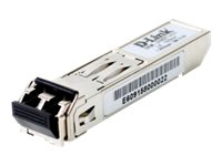 D-Link 1000BASE-LX Single-mode Fiber SFP Transceiver, DEM-310GT, 430424, Network Transceivers