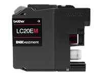Brother Magenta LC20EM INKvestment Super High Yield Ink Cartridge for MFC-J5920DW