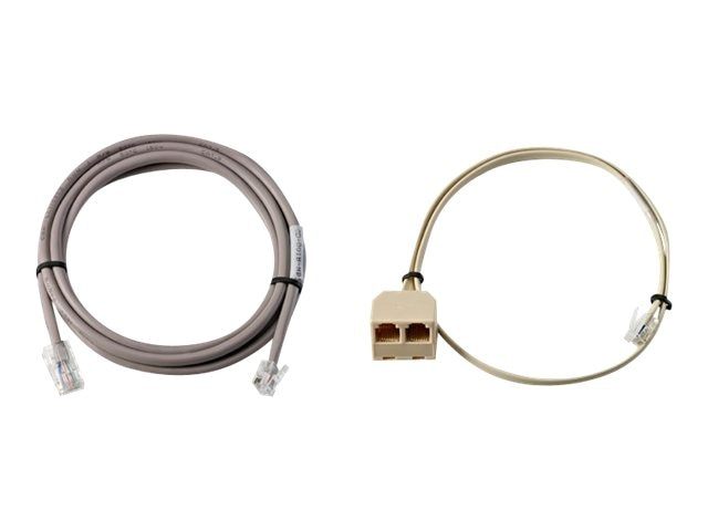 HP Smart Buy Cable Pack for Dual Cash Drawer, QT538AT, 14878981, Cables