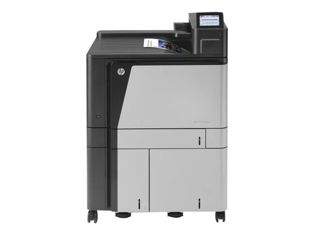 HP Color LaserJet Enterprise M855x+ NFC Wirleless Direct Printer, D7P73A#BGJ, 16431041, Printers - Laser & LED (color)