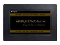Sungale 7 WiFi Digital Photo Frame, AD702, 17242284, Digital Picture Frames