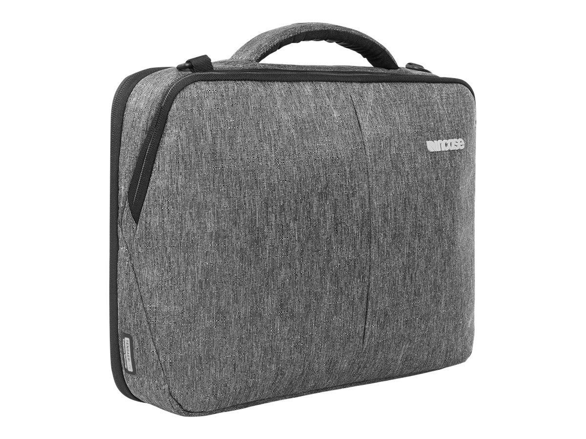 Incipio Incase Reform Brief w  Tensaerlite for 13 MacBook, Heather Black