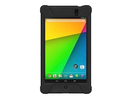 Amzer Silicone Skin Jelly Case for Google New Nexus 7, Black, AMZ96131, 33581471, Carrying Cases - Tablets & eReaders