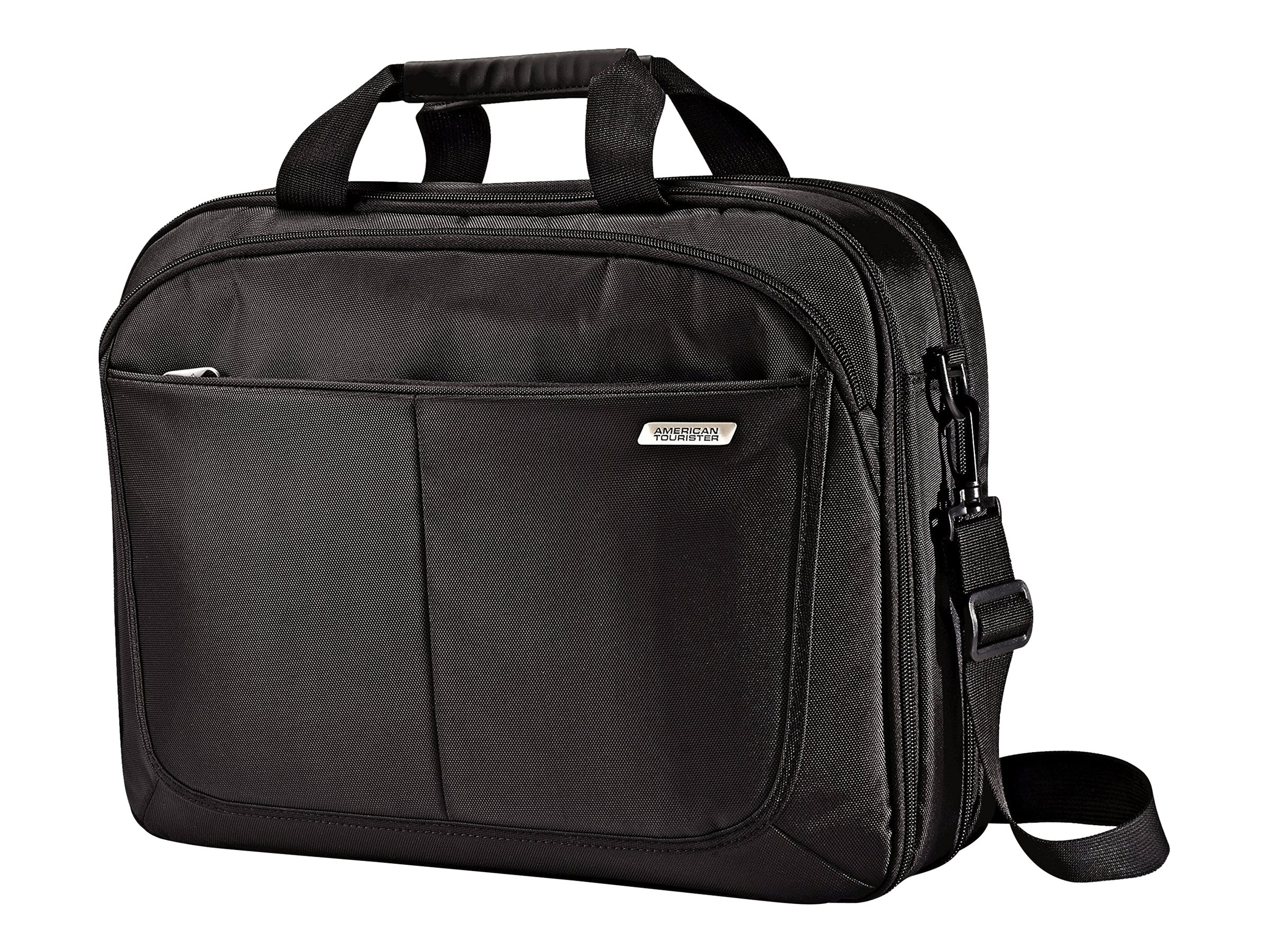Stephen Gould 15.6 Checkpoint Friendly Brief, Durable 840 Denier Construction, 61328-1041, 17770693, Carrying Cases - Other