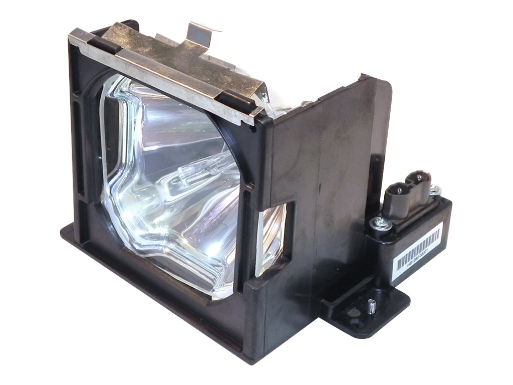 Ereplacements Front projector lamp for Sanyo PLV-80, Eiki LC-W3, 610-325-2957, 5001655, POA-LMP98-ER, 10962043, Projector Lamps