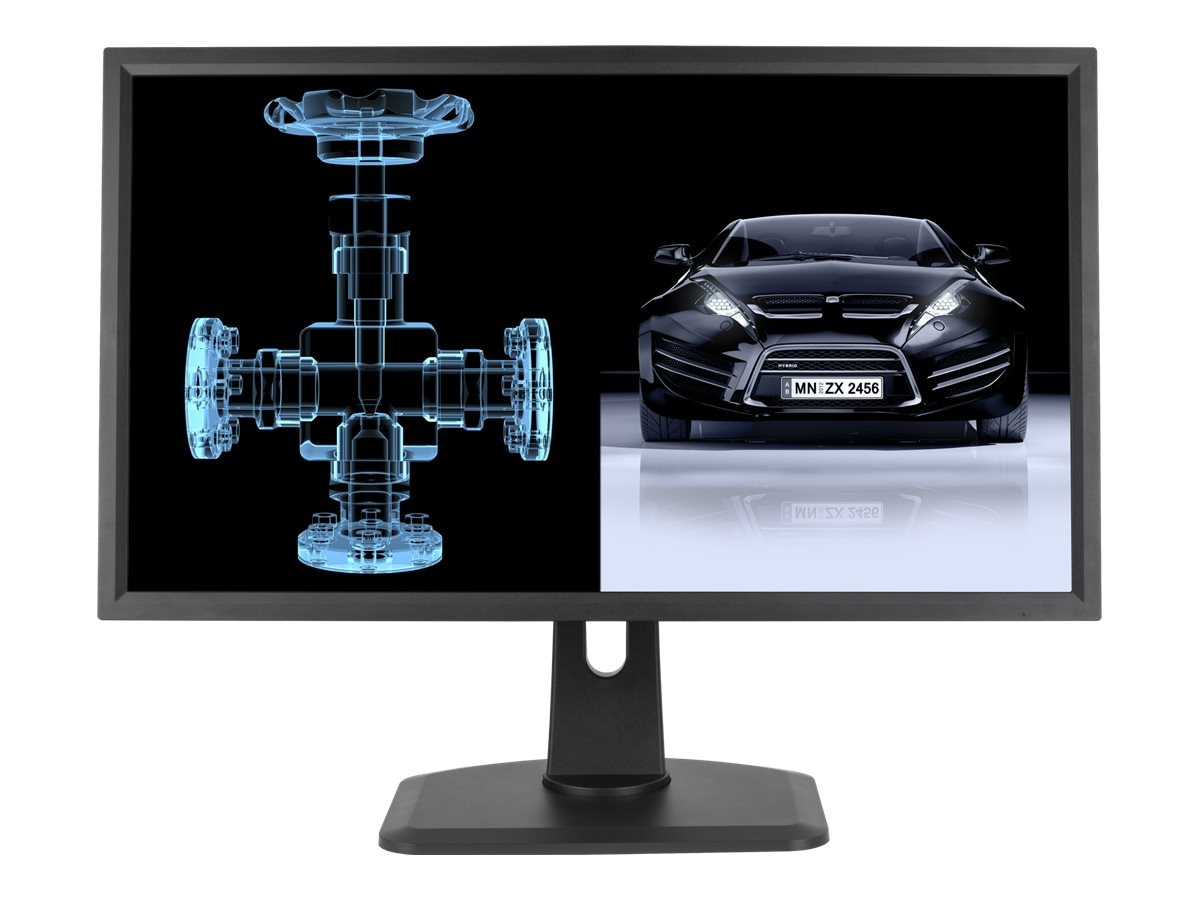 Planar 28 IX2850 4K LED-LCD Monitor, Black, 997-7685-00, 17496381, Monitors - LED-LCD