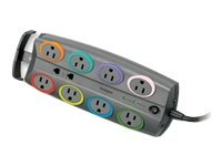 Kensington Smartsockets Premium Adapter, 62691, 6129761, Surge Suppressors