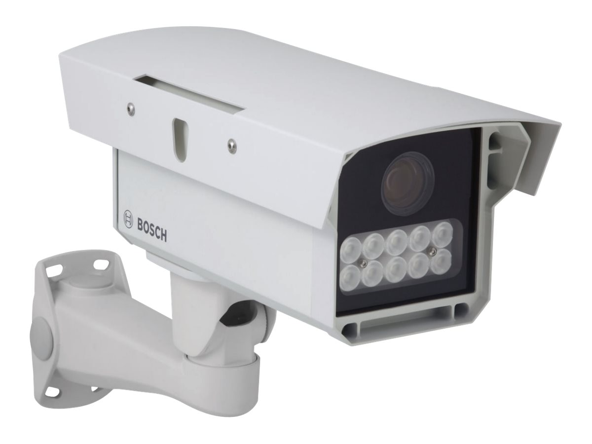 Bosch Security Systems DINION Capture 5000 Analog NTSC License Plate Camera, 18 to 30ft Range