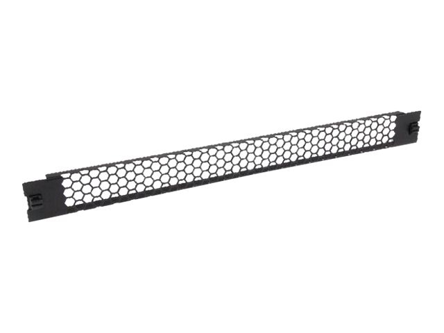 StarTech.com Vented Blank Panel for Server Racks, 1U, RKPNLTL1UV, 24629541, Rack Mount Accessories