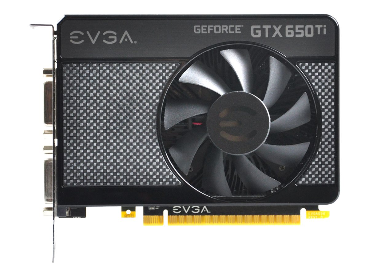 eVGA GeForce GTX 650 Ti PCIe 3.0 x16 Graphics Card, 2GB GDDR5, 02G-P4-3651-KR