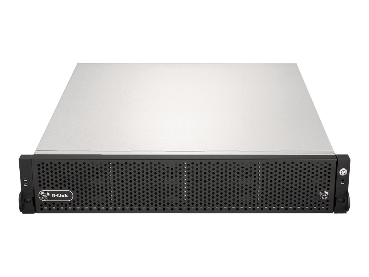 D-Link DSN-6210 6X1GbE iSCSI 12-Bay 2U SAN Array w  Primary Controller