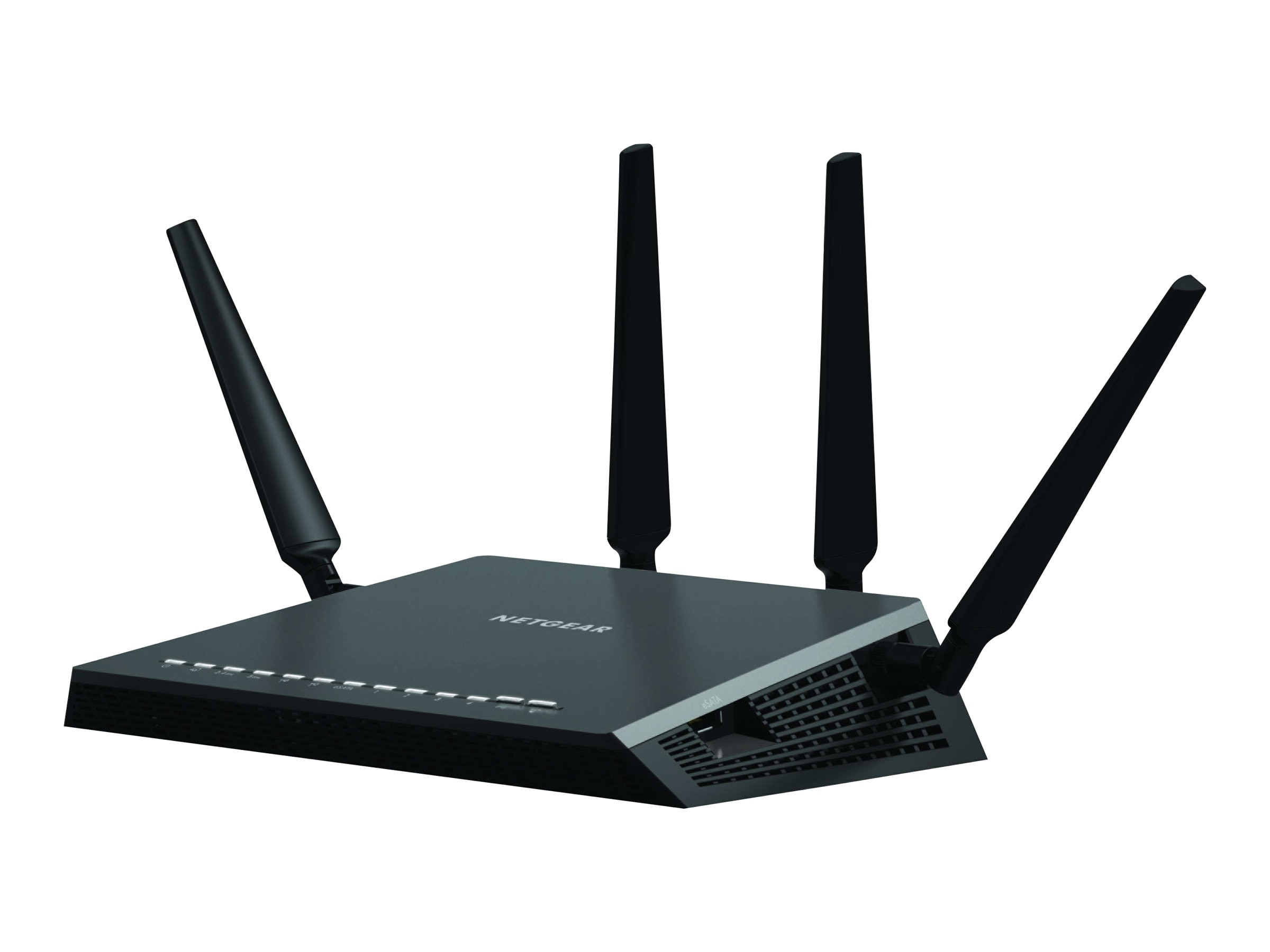 Netgear Nighthawk X4 AC2350 Smart Wi-Fi Router, R7500-100NAS, 17679873, Network Routers