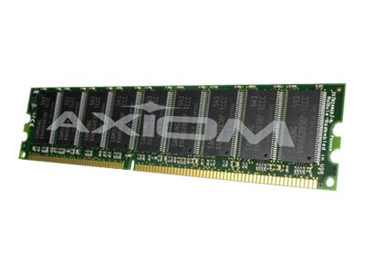 Axiom 2GB PC3200 184-pin DDR SDRAM UDIMM Kit, AX09690043/2, 8189055, Memory