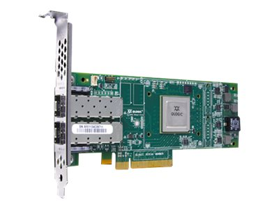 HPE StoreFabric SN1100Q 16Gb 2-Port FC HBA, P9D94A, 31856012, Host Bus Adapters (HBAs)