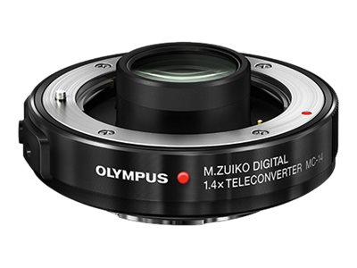 Olympus MC-14 1.4x Teleconverter for 40-150mm f 2.8 PRO Lens, V321210BU000