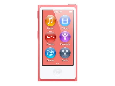 Apple 16GB iPod nano - Pink