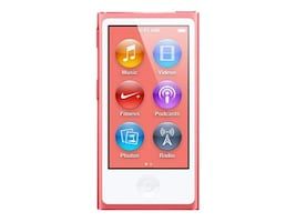 Apple 16GB iPod nano - Pink, MKMV2LL/A, 25874986, DMP - iPod Nano
